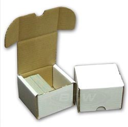 Card Box for 200 Cards
