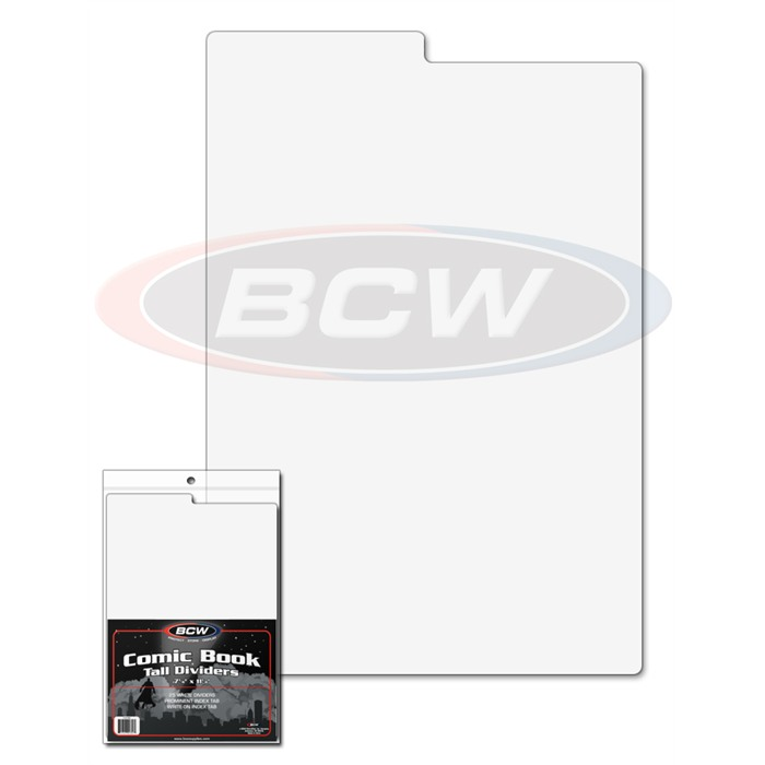 Comic Dividers - BCW