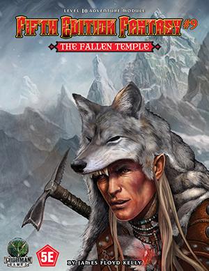 Fifth Edition Fantasy no 9: The Fallen Temple