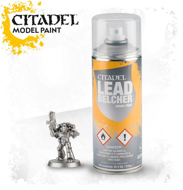 Citadel: Leadbelcher Spray Paint 62-24