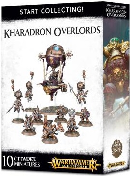Warhammer: Age of Sigmar: Start Collecting: Kharadron Overlords 70-80
