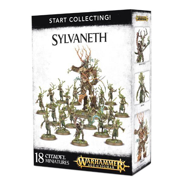 Warhammer: Age of Sigmar: Start Collecting: Sylvaneth 70-92