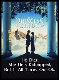Card Sleeves - Princess Bride (Max Protect) - 50 ct