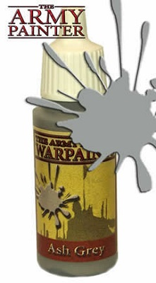 Warpaints: Ash Grey (18ml./0.6Oz.)