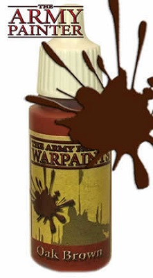 Warpaints: Oak Brown (18ml./0.6Oz.)