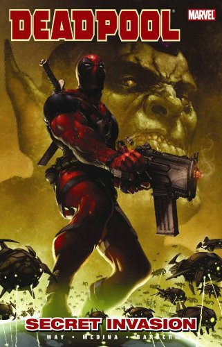 Deadpool: Volume 1: Secret Invasion TP