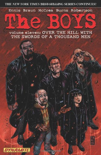 The Boys: Volume 11: Over The Hill With The Swords Of A Thousand Men TP
