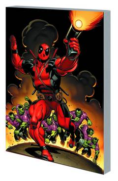 Deadpool By Daniel Way: Volume 1: The Complete Collection TP