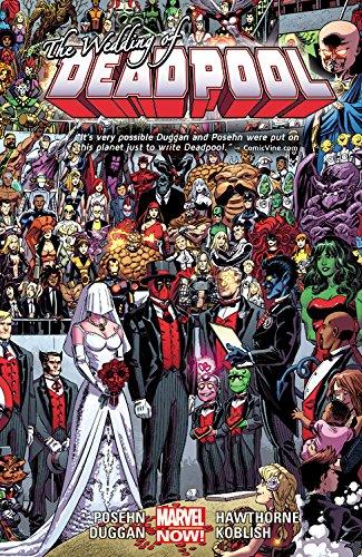 Deadpool: Volume 5: Wedding of Deadpool TP