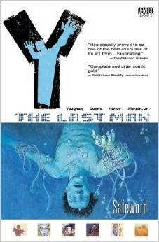 Y: The Last Man: Volume 4: Safeword TP