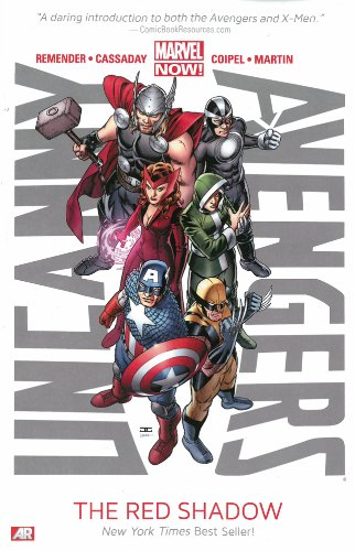 Uncanny Avengers: Volume 1: The Red Shadow TP