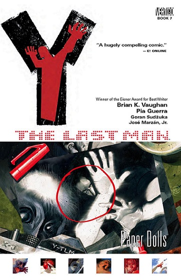 Y: The Last Man: Volume 7: Paper Dolls TP - Used