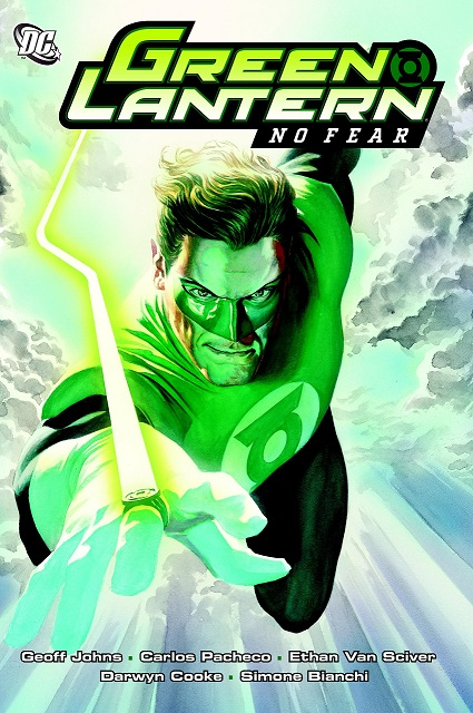 Green Lantern: No Fear TP