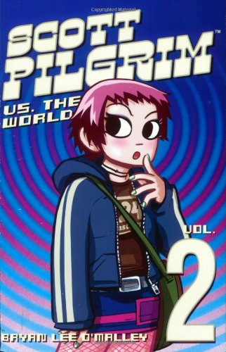 Scott Pilgrim: Volume 2: Scott Pilgrim VS The World GN