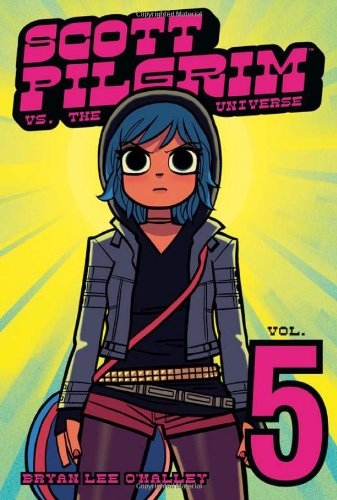 Scott Pilgrim: Volume 5: Scott Pilgrim VS The Universe GN
