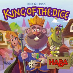 King of Dice Card Game