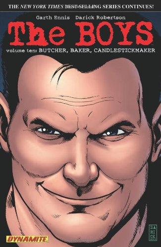 The Boys: Volume 10: Butcher, Baker, Candlestickmaker TP