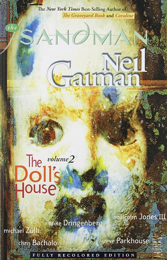The Sandman: Volume 2: The Dolls House TP