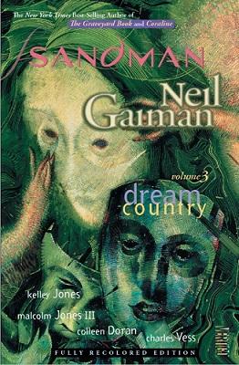 The Sandman: Volume 3: Dream Country TP