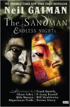 The Sandman: Endless Nights TP