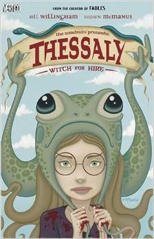 The Sandman Presents: Thessaly - Witch for Hire TP