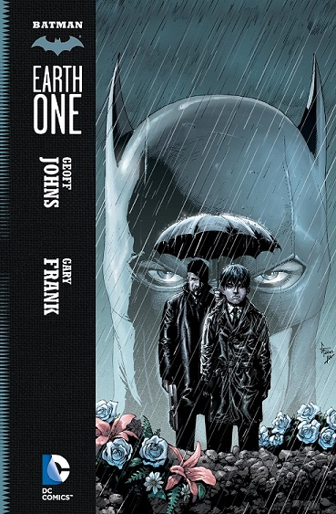 Batman: Earth One HC - Used