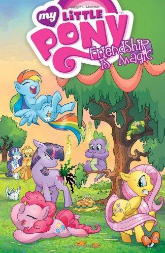 My Little Pony: Friendship is Magic: Volume 1 TP