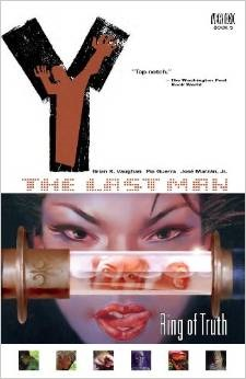 Y: The Last Man: Volume 5: Ring of Truth TP