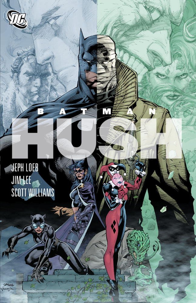 Batman: Hush TP - Used