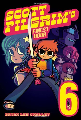 Scott Pilgrim: Volume 6: Scott Pilgrims Finest Hour GN