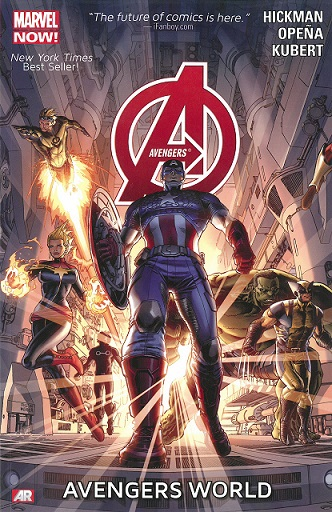 Avengers: Volume 1: Avengers World TP