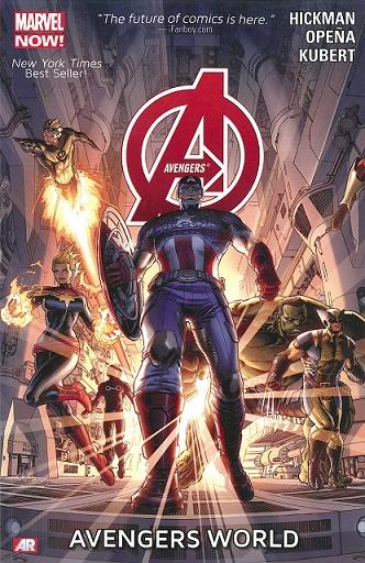 Avengers: Volume 1: Avengers World TP