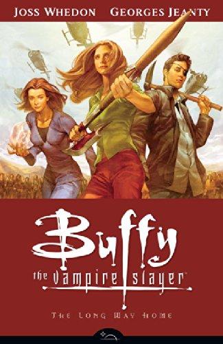 Buffy the Vampire Slayer: Season 8: Volume 1: The Long Way Home TP