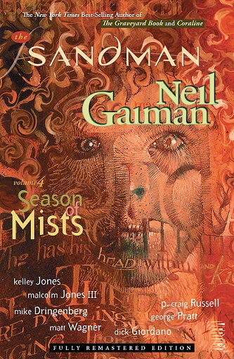 The Sandman: Volume 4: Season of Mists TP