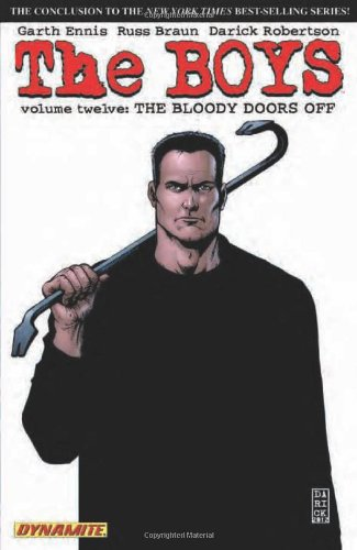 The Boys: Volume 12: The Bloody Doors Off TP