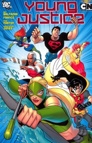 Young Justice: Volume 1 TP