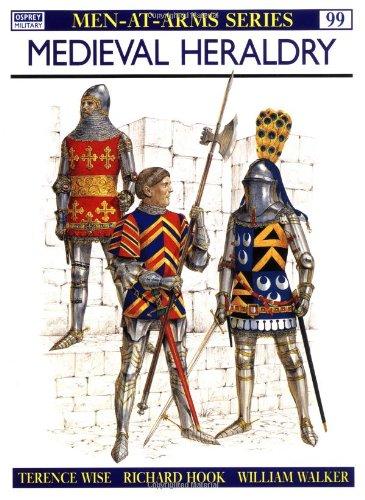 Men-At-Arms Series: Medieval Heraldry - Used