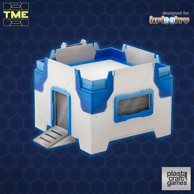 Plast Craft Infinity Terrain: TME: Simple Module