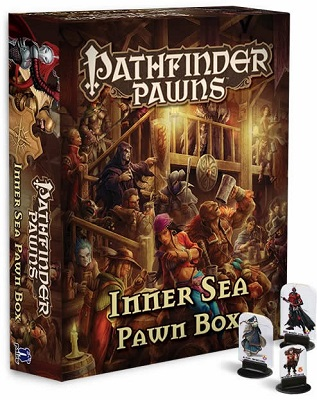 Pathfinder Role Playing Game: Pawns: Inner Sea Pawn Box