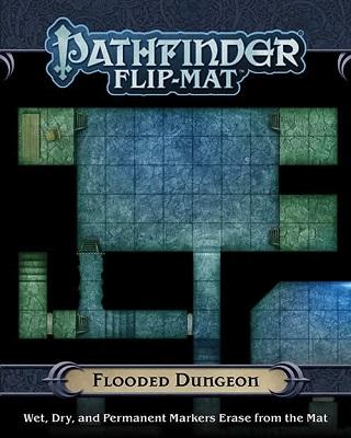 Pathfinder: Game Mastery: Flip-Mat: Flooded Dungeon