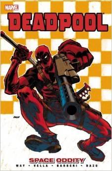 Deadpool: Volume 7: Space Oddity HC - Used