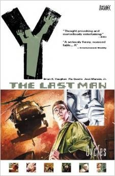 Y: The Last Man: Volume 2: Cycles TP - Used