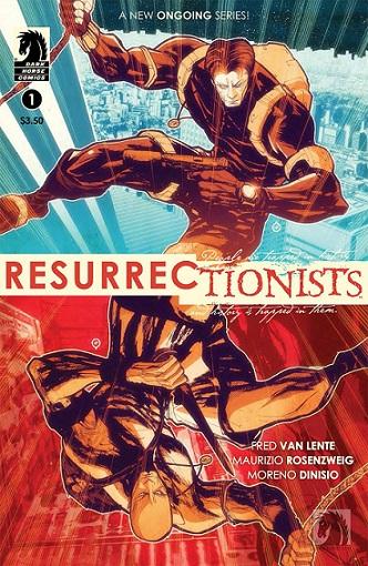 Resurrectionists (2015) Bundle 1-4 - Used