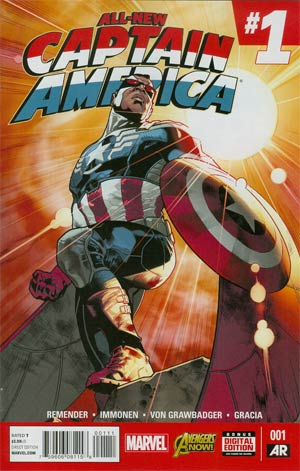 All-New Captain America (2015) Complete Bundle - Used