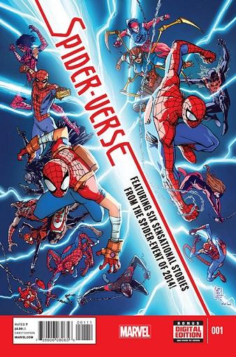Spider-Verse (2014) Complete Bundle - Used