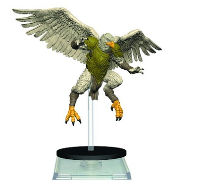 Dungeons and Dragons Attack Wing: Wave Two Aarakocra Expansion Pack