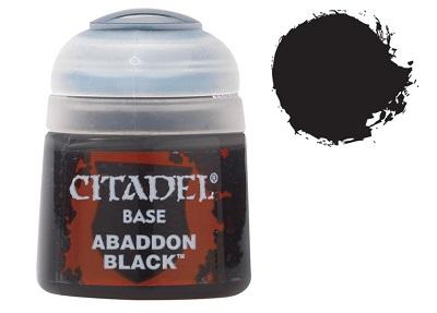 Citadel: Abaddon Black 21-25