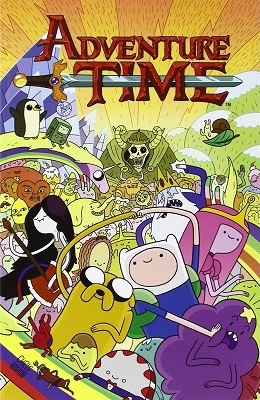 Adventure Time: Volume 1 TP