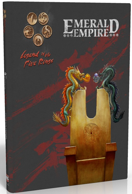 Legend of the Five Rings 4th ed: Emerald Empire - Used