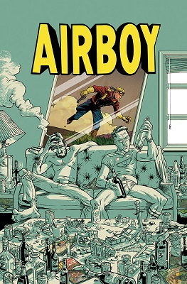 Airboy (2015) Complete Bundle - Used
